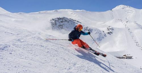 Alpiner Skilauf