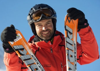 Privat-Skilehrer Nikolaus Raggl