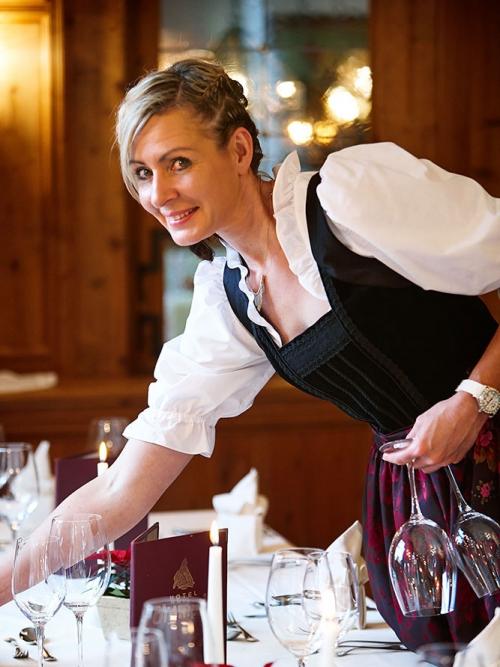 Service im Hotel Olympia ****